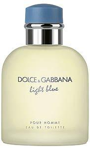 Dolce & Gabbana Light Blue Pour Homme edt 200ml