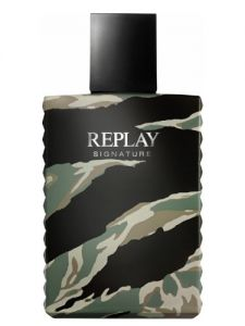 Tester - Replay Signature For Man edt 100ml